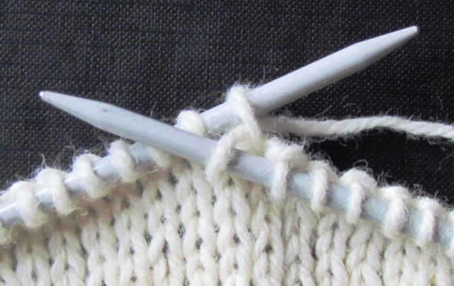 How To Increase The Number Of Stitches When Knitting : Some knitting basics will help with your knitting projects